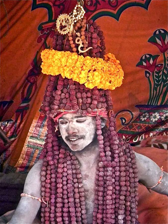 tapasvin-à-Varanasi
