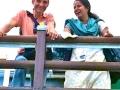 Anuradha Choudry et moi Zinal 2012
