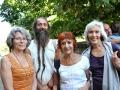 Celleno-2013-Walter-Ruta,-Ruth-Huber,-Martine-Milliat,--Marie-Bénédic