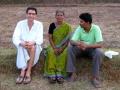 avec Prabhavati et Ananda
